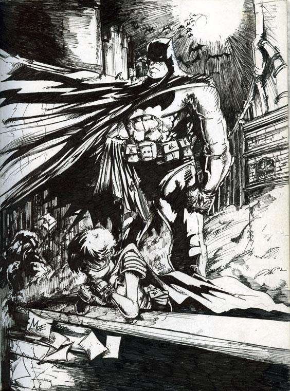Frank Miller Drawings Frank Miller Drawings